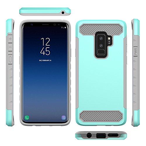TOTOOSE Samsung Galaxy S9 Plus Case,Full Protective Shock Absorbing Slim Case Phone Case Slim Cover For Samsung Galaxy S9 Plus