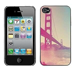 Design Hard ShellGolden Gate Bridge Vignette For Samsung Galaxy S5 Mini Case Cover