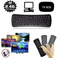 T6 2.4GHz USB Wireless Fly Air Mouse Mice Keyboard Remote for PC Android TV Box