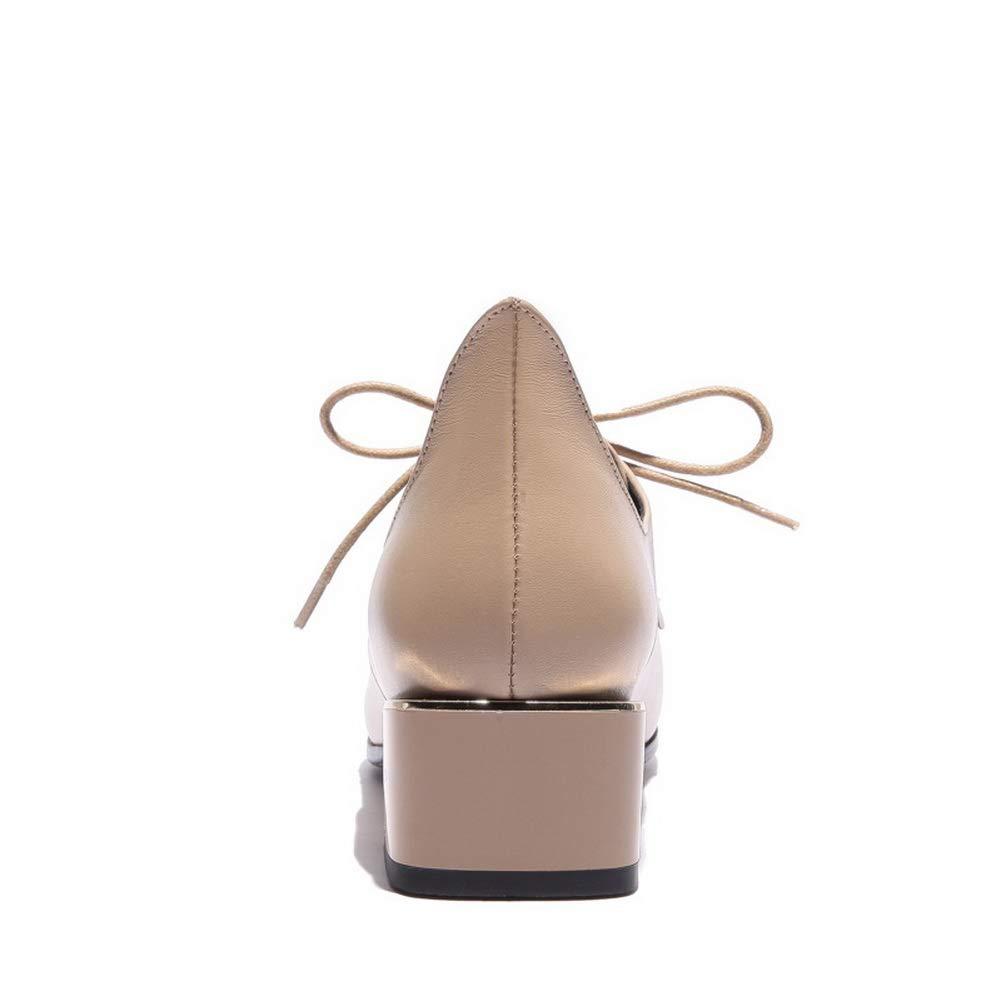 AdeeSu Womens Casual Fashion Huarache Urethane Pumps Shoes SDC06181 6 B07HLZRCV7 6 SDC06181 B(M) US|apricot 6c7744