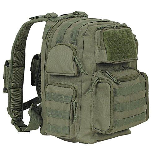 Voodoo Tactical The MINI Matrix Modular Assault Tactical Rucksack IX Kampfrucksack (Olive Drab)