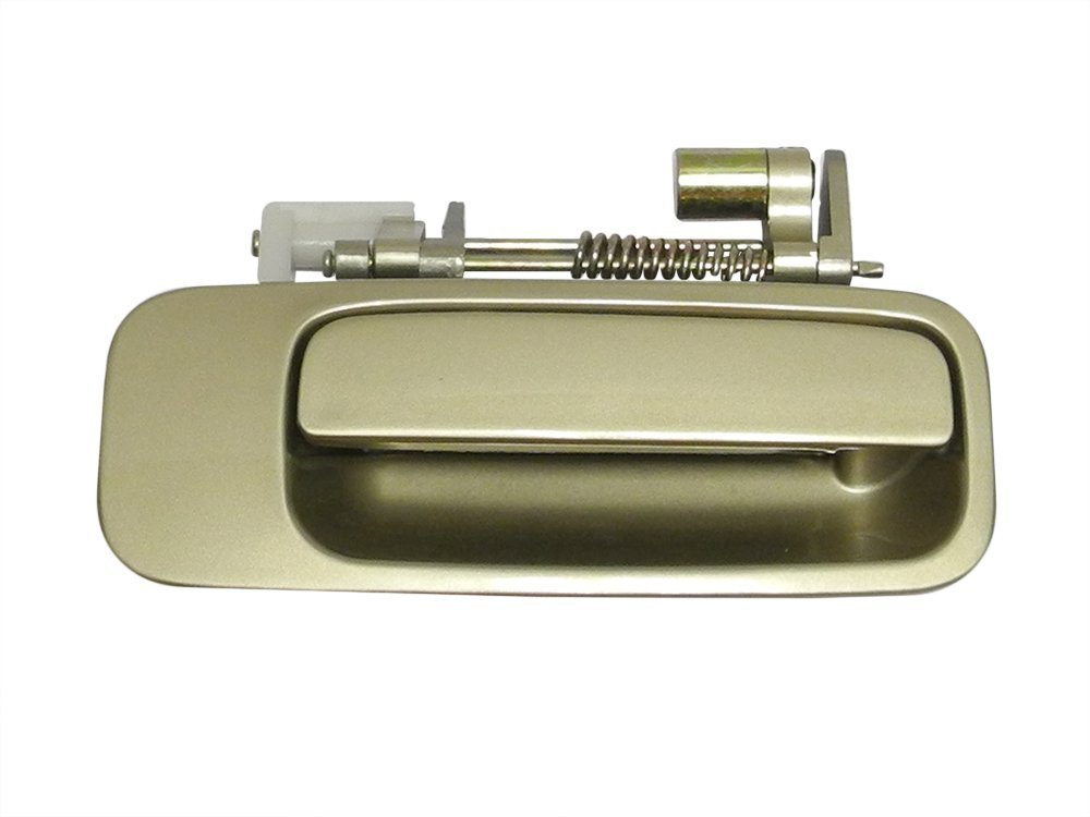 For Toyota Outside Outer Exterior Door Handle Passenger Side Rear Right Beige