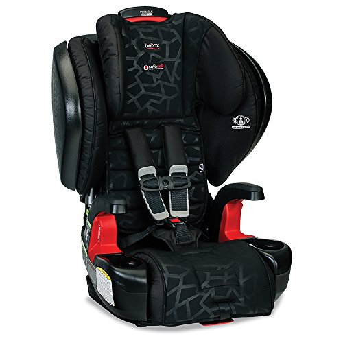 Britax Pinnacle ClickTight G1.1 Harness-2-Booster Car Seat - 3 Layer Impact Protection - 25 to 120 pounds, - Easy Grow High Chair