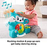 Fisher-Price CGV43 Dance and Move Beatbo, Baby Robot Learning Toy or Gift