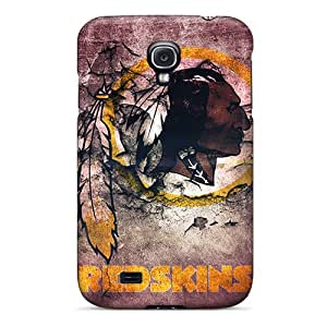 Awesome Design Washington Redskins Hard Cases Covers For Galaxy S4
