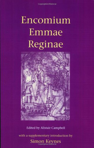 Encomium Emmae Reginae (Camden Classic Reprints)