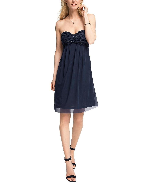 ESPRIT Collection Damen Kleid 036eo1e027-mit Stretch