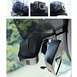 Sedeta® Mini Wifi Car DVR Dash Cam 1080P Hidden Video Recorder Night Vision Wide Angle camera for car Security for Toyota