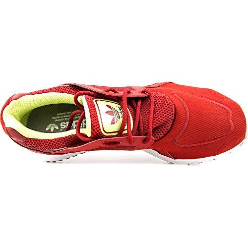 Adidas Racer Lite Rødt - Rot (rust Rød F15-st / Rustrød F15-st / Semi Frosset Gul F15)