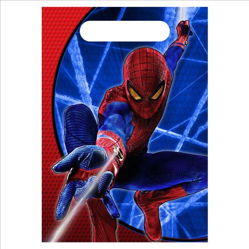 The Amazing Spider-Man Favor Bags (8ct)