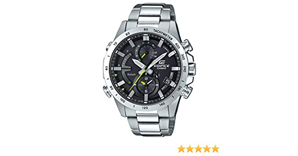 Amazon.com: EDIFICE EQB-900D-1AJF [Solar watch with Bluetooth] Japan Import: Watches