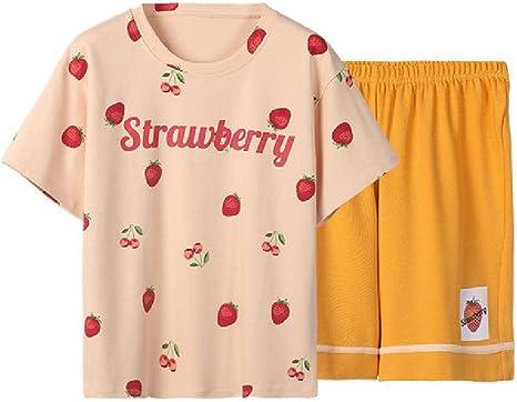 Pijama Mujer Pijamas Lindos Kawaii Print Lounge Wear Ropa ...