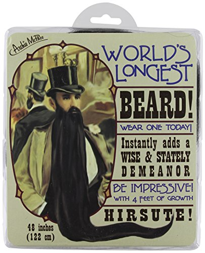 Accoutrements World's Longest Beard (Longest Beard)