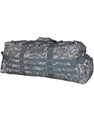 Ultimate Arms Gear ACU Army Digital Camo Camouflage Military Tactical Combat Jumbo Large Patrol Shoulder Duffle...