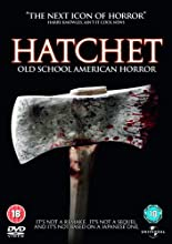 Hatchet [Reino Unido] [DVD]