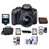 Cheap Adorama Canon EOS Rebel T6 DSLR Digital Camera with EF-S 18-55mm f/3.5-5.6 IS II Lens, Lexar SD 32GB MemoryCard, 58mm UV Filter Kit, Creative Suite Software,Value Accessory Kit.