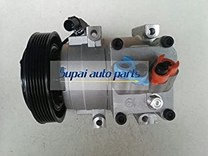 Pengchen Parts - Compresor A/C para Ford Fiesta 1.6 Ka/Ecosport 2.0/