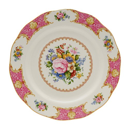 Price comparison product image Royal Albert 15135006 Lady Carlyle Dinner Plate 10-3 / 4-inches