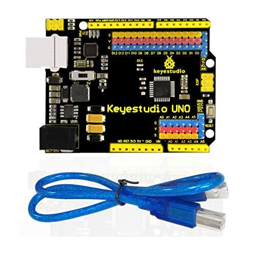 KEYESTUDIO Super UNO R3 Board for Arduino +USB Cable