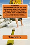 The Forex Millionaire:Escape 9-5, Live Anywhere,Bust The Losing Cycle, Crack The Forex Vault And Join The New Rich: Little Known Recently Exposed ... Of The Underground Forex Millionaire Society