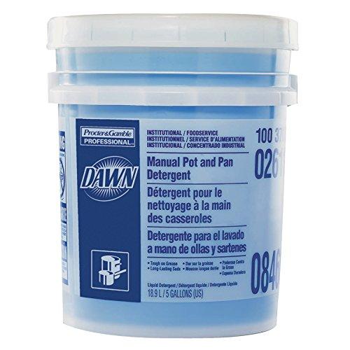 Procter & Gamble 608-02611 Dawn Dishwashing Liquid, Original Scent, 5 gal Pail by Procter & Gamble (Image #1)
