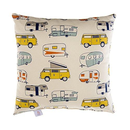 Glenna Jean Happy Camper Pillow by Glenna Jean (Image #2)
