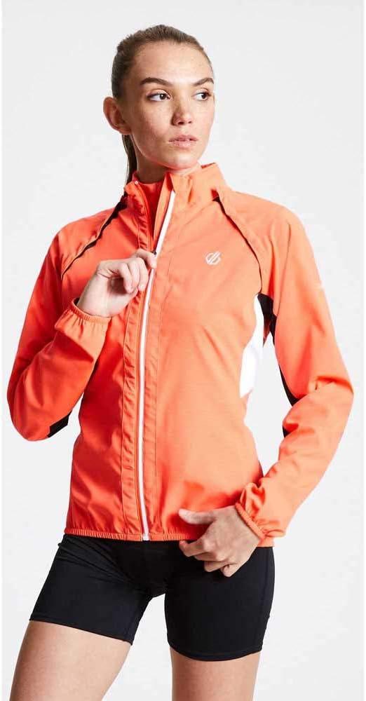 Dare 2b Womens Rebound Lightweight Full Zip Windbreaker Coat