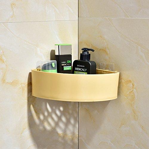 Cheap  CIENCIA Bathroom Shelf Wall Mounted Bathroom Basket Organizer Self Adhesive Shower Corner..