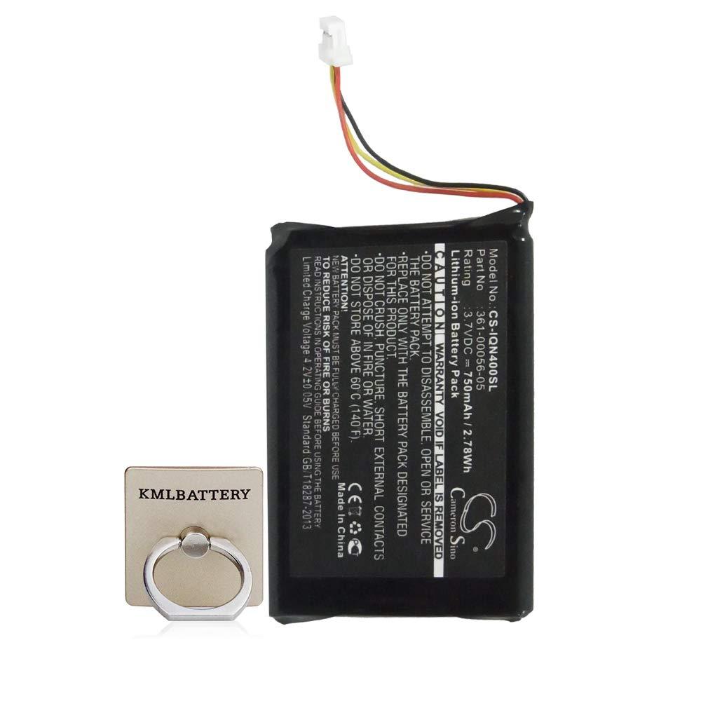 Bateria : Garmin 361-00056-05 361-00056-11 Garmin Nuvi 40 Nu
