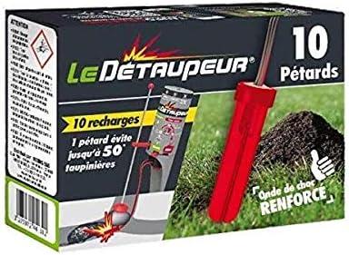 Le Detapouur - Caja de 10 petardos para despegar: Amazon.es ...