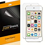 (6 Pack) Supershieldz for Apple New iPod Touch (7th Generation 2019 Released, 6th and 5th Generation) Screen Protector, High Definition Clear Shield (PET)