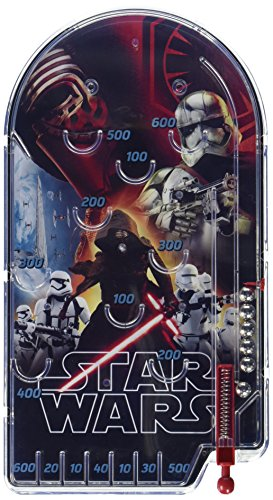 Star Wars Villains Pinball Game