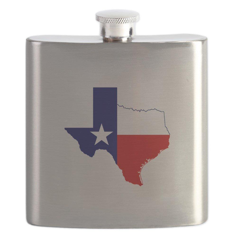 ★大人気商品★ CafePress – – Great Texas – – ステンレススチールフラスコ、6オンスDrinkingフラスコ B01IUKG0OQ B01IUKG0OQ, 【高い素材】:92e707ce --- e-retailmart.com