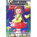 Color your Kimmidoll: In a whismical kingdom