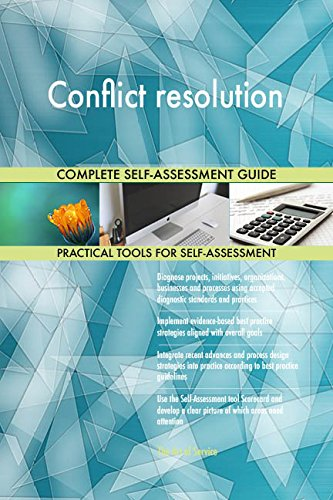 conflict self assessment