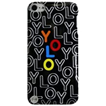 Exian 5T004 iPod Touch 5 Case Yolo-Retail Packaging