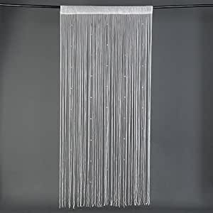 Beaded String Curtain Door Fly Screen Windows Divider