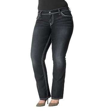 Amazon black bootcut jeans