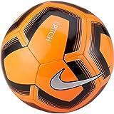 Nike Unisex's NK PTCH TRAIN-SP19 Soccer Ball, Total Orange/Black/Silver, 3