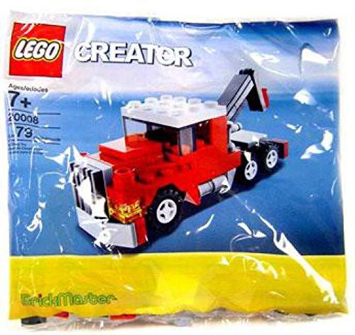 Lego Creator Exclusive Set # 20008 Camión de remolque