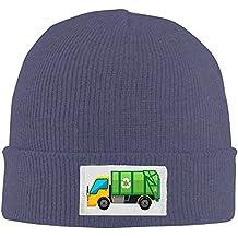 Gaet Caps Cartoon Garbage Truck Cartoon Women Unisex Winter Knit Caps Beanie Hat Skull Caps