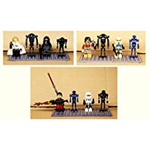 Rogue One: A Star Wars Story Baze Malbus,Death Trooper, Imperial Shoretroopers, Imperial Hovertank Pilot, Chirrut Imwe, Orson Krennic Director, K-2SO, Super Battle Droid, TX-20 Minifigure Compatible with LEGO 12 piece