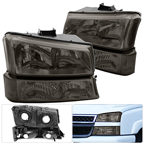 04 silverado headlights smoked - 5