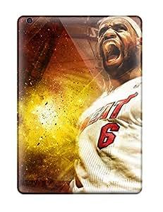 Paul Jason Evans's Shop 1027143K816339624 sports nba basketball lebron james miami heat NBA Sports & Colleges colorful iPad Air cases