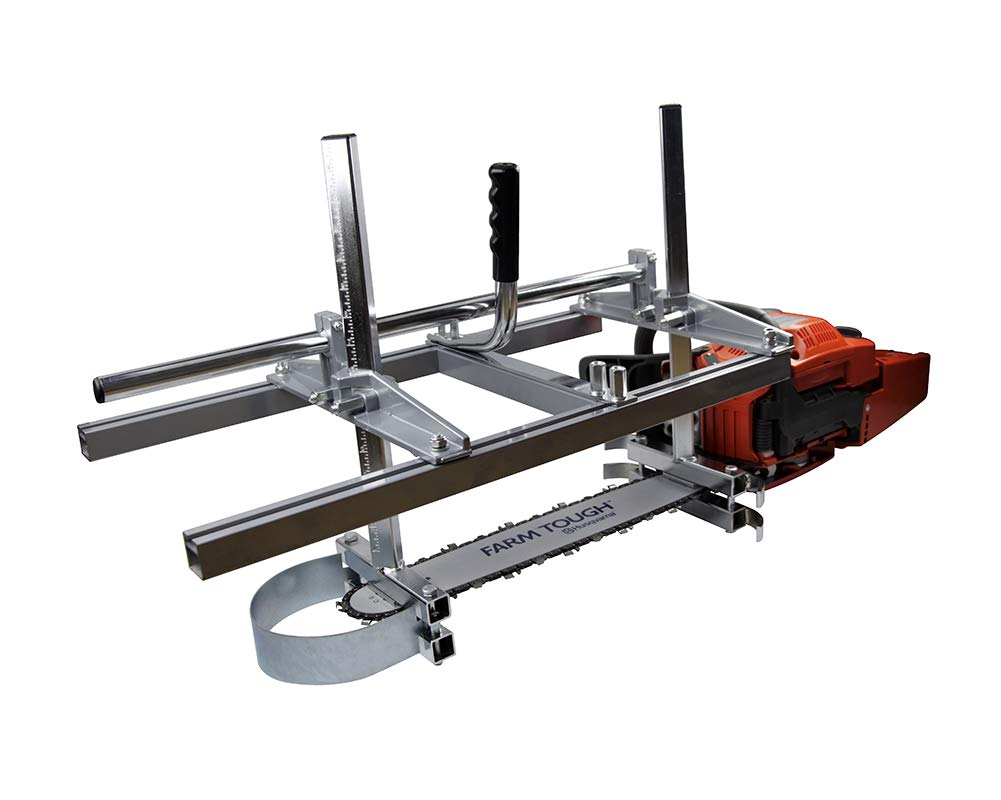 Farmertec Portable Chainsaw mill 36 Inch Holzfforma Planking Milling Saw Log Equipment Bar Size From 14'' to 36'' by Farmertec