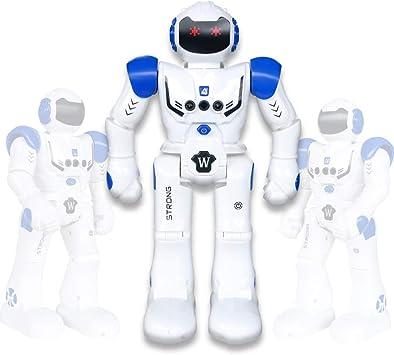 Vindany Inteligente RC Robot Juguete Control Remoto Gesto Robot ...