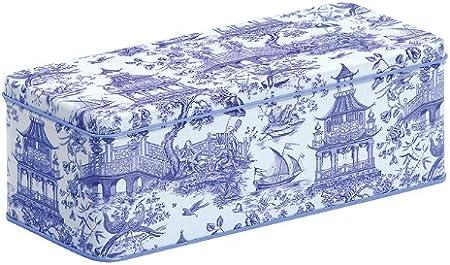 Williamsburg Colonial Caja metálica para Galletas: Amazon.es: Hogar