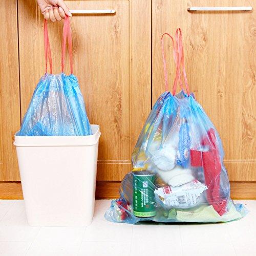 Brown Paper Rubbish Bags - 1