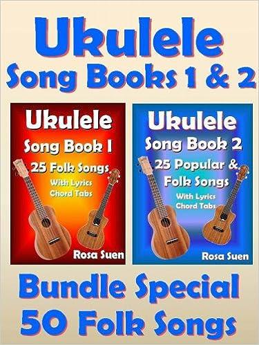 Ebooks kostenlos herunterladen epub Ukulele Song Book 1 & 2