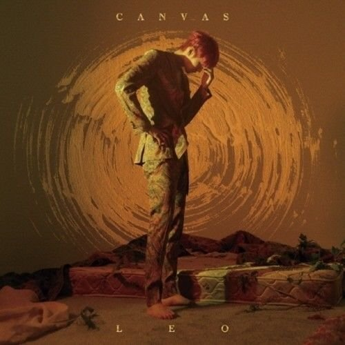 Vixx Leo - [Canvas] 1st Solo Mini Album CD+PhotoBook+PhotoCard+Paper+Ticket K-POP Seaeld